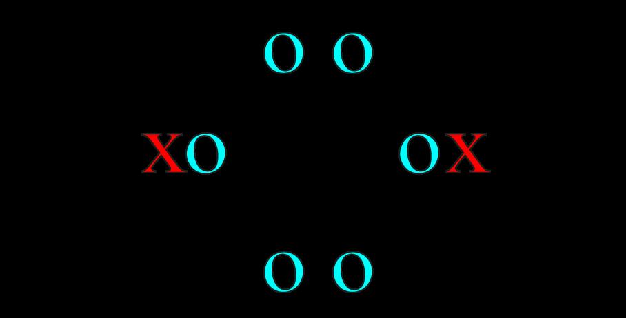Estructura de Lewis H2O Ejercicio